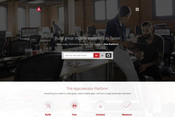 Appcelerator Home Desktop