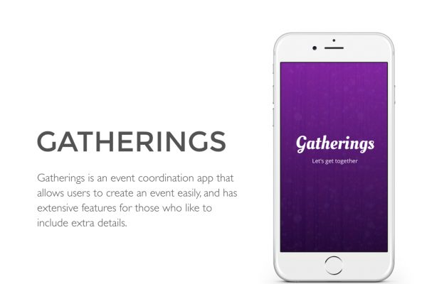 Gatherings - Intro